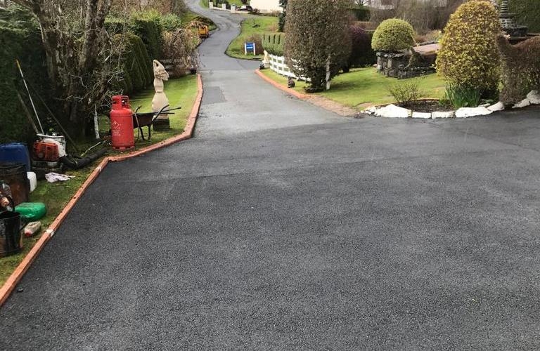 Tarmac surfacing specialists in Cumbria